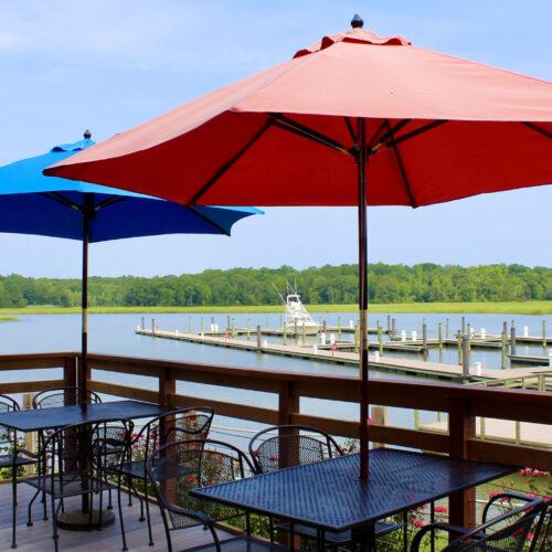 outdoor dining surry va